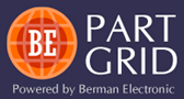Berman Electronic's Part Grid